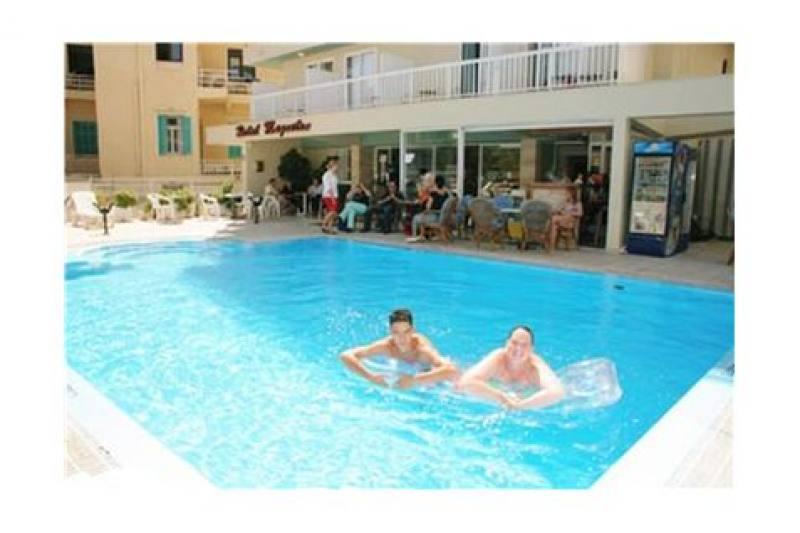 Appartementen Majestic - Rhodos stad - Rhodos